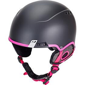 Julbo Leto Casco de esquí Niños, black/pink